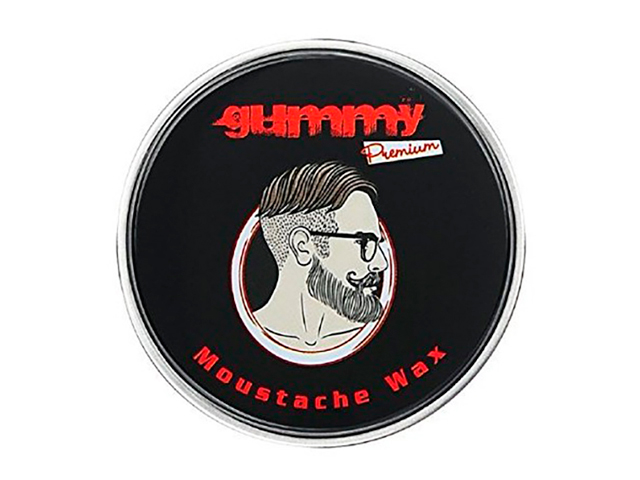 gummy moustache wax 20 ml