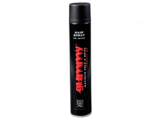 gummy hair spray 400ml
