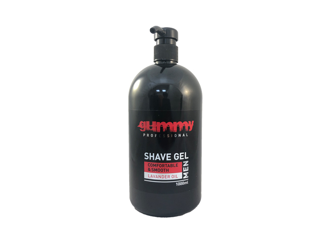 gummy shave gel lavanda(gel afeitado)1l