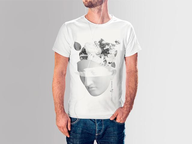 camiseta nebro solidaria chico