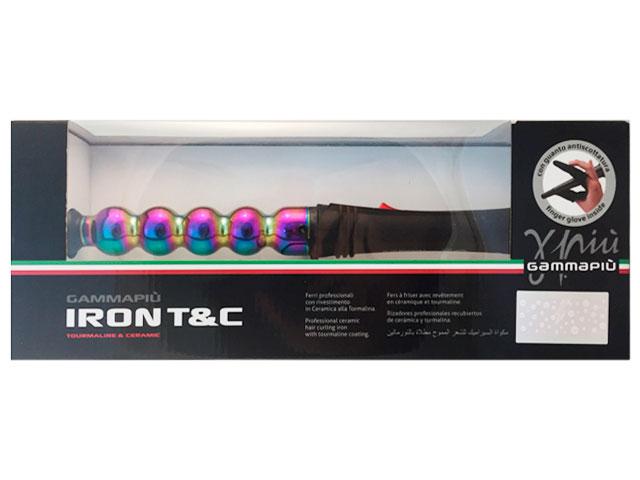 rizador gammapiu iron buble 033 110-240v