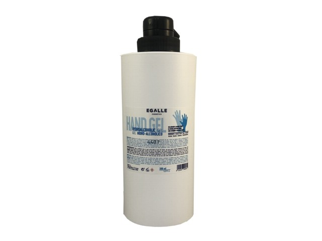 gel hidro-alcoholico egalle 500 ml