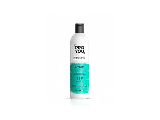 proyou new the mousterizer shampoo 350 mHIDRATACION
