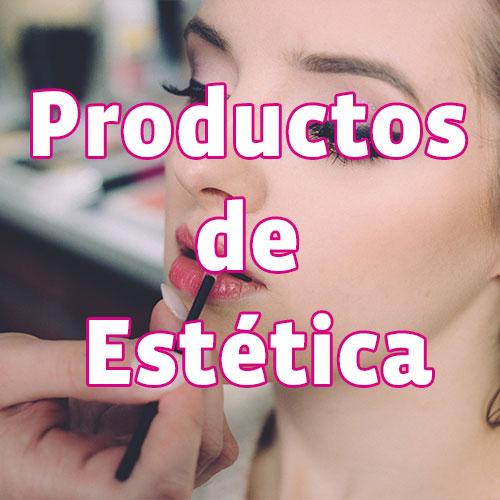 Productos estética